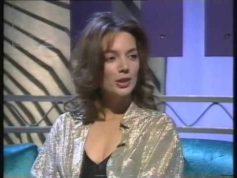 Joanne Whalley ed on THE WORD 1991