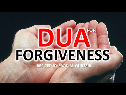 Dua For Forgiveness ᴴᴰ  - heart-touching DUA ♥