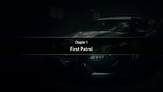 Need for Speed Rivals (PS4) - Cops Chapter 1: First Partrol [1080p HD]
