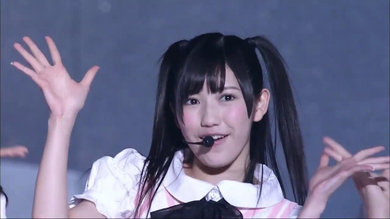 AKB48 渡り廊下走り隊7 MC at Saitama Super Arena