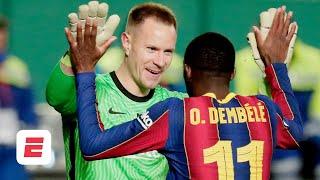 Real Sociedad Vs. Barcelona Reaction: La Real Deserved To Win More Than Barca - Ale Moreno | ESPN FC