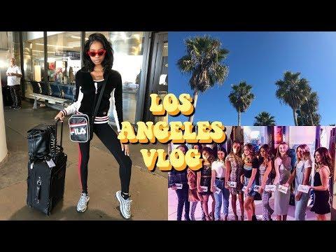 Eris Takes Los Angeles! | Launch Party Event + GRWM