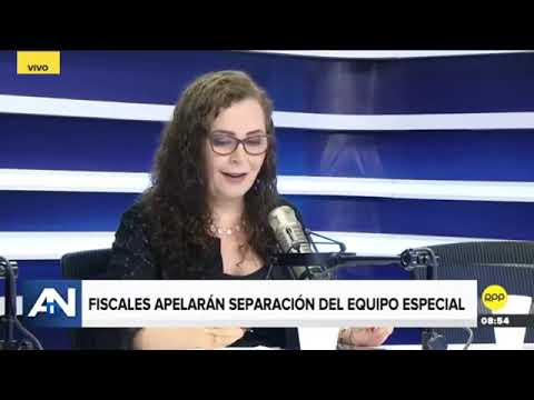 Rosa Bartra queda en ridículo en RPP ante Josefina Townsend y Fernando Carvallo