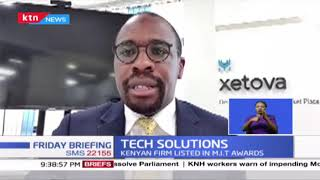 Xetova: Kenyan tech firm to secure $2M funding for innovation built around E-Health