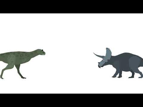PDFC - Carnotaurus vs Triceratops