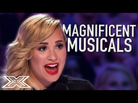 BEST MUSICAL Auditions and Performances on The X Factor! | X Factor Global