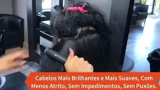 A MELHOR CHAPINHA A Vapor Alisador PROFISSIONAL Hair Salon Steam STYLER