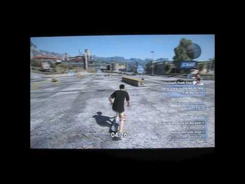 Skate 3 - Own The Lot, New Factory Sick List - 1500 Points