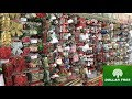 DOLLAR TREE CHRISTMAS DECORATIONS CHRISTMAS CRAFTS DECOR SHOP WITH ME SHOPPING STORE WALK THROUGH 4K