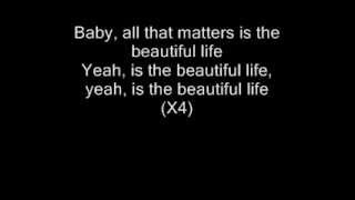 Ke$ha- All That Matter (The Beautiful Life)  (Lyrics)