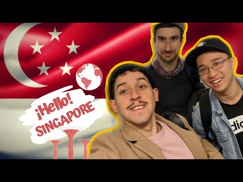 Travel in Singapore for one day (Subtitle EN/ES/FR)