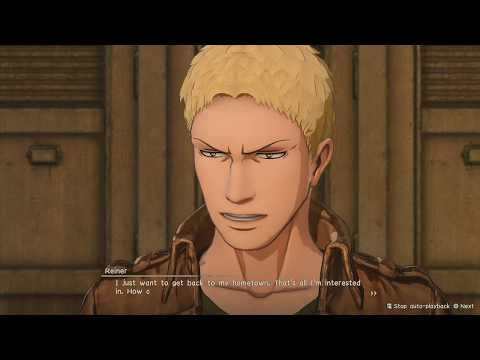Attack On Titan 2 - Xbox One X - Video 2