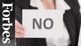 Why You Need to Learn How To Say No