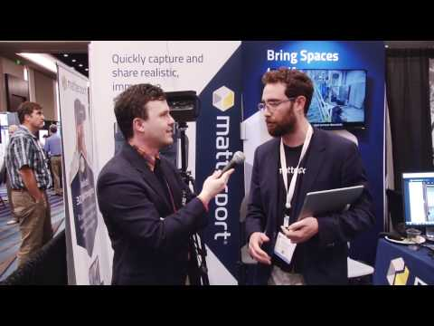 SPAR3D Expo & Conference 2017 - Matterport Allows Users to Create & Share Interactive 3D