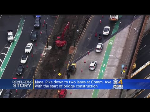The Commonwealth Avenue Bridge Project Is In 'High Gear'
