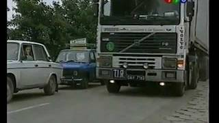 Volvo F12 Globetrotter (Gdynia - Moscow - 1994)   #1