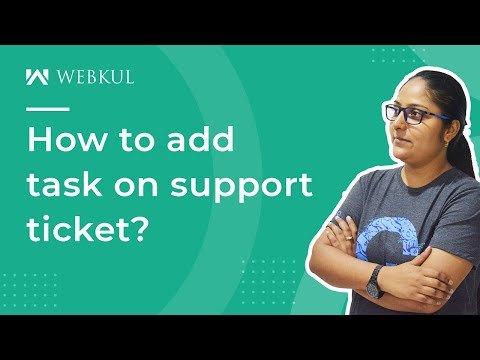 UVdesk - How to add Task on Support Ticket? thumbnail