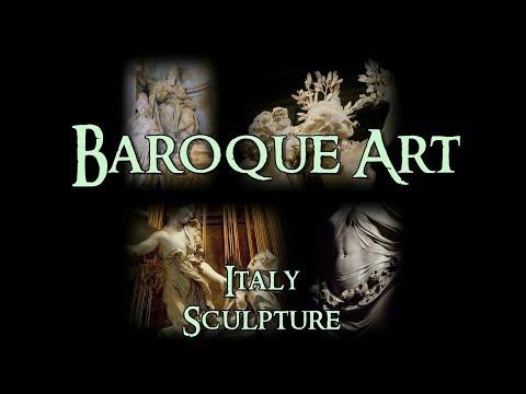 Baroque Art - 2 Italy: Sculpture