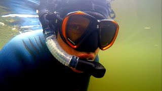 My best semi-dry diving & snorkeling suit Scubapro Novascotia. Underwater test & review.