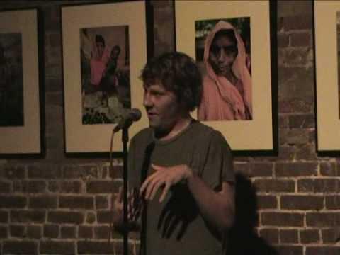 Jon Sands ~ Nuyorican Poets Cafe