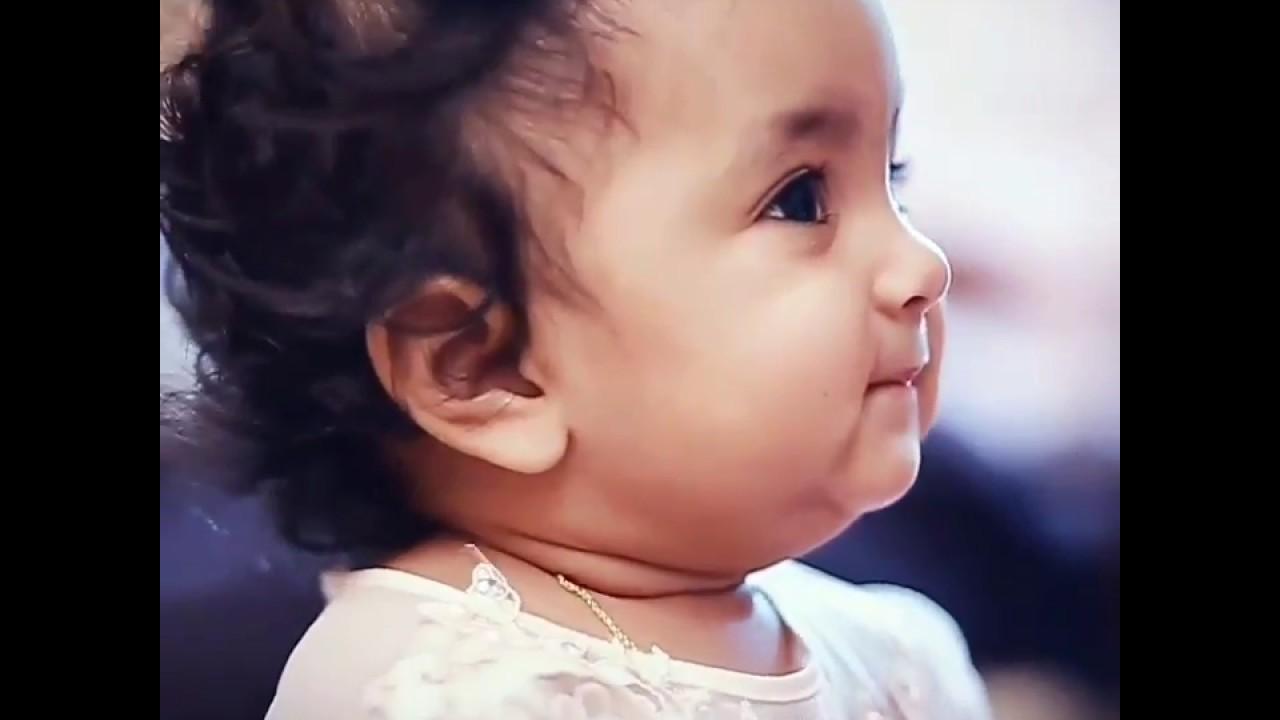 Cute Lovely Baby Whatsapp Status Youtube