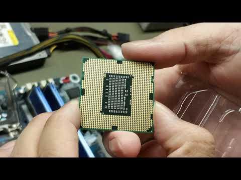 Processador XEON X3470 Comprado No Aliexpress Não Funciona (DEFEITUOSO) ? #1