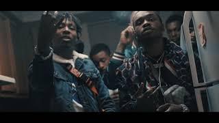Gleechie x Turbo Da Plug - New Bitch (Official Music Video 2018) Shotby @SkrillaVisuals