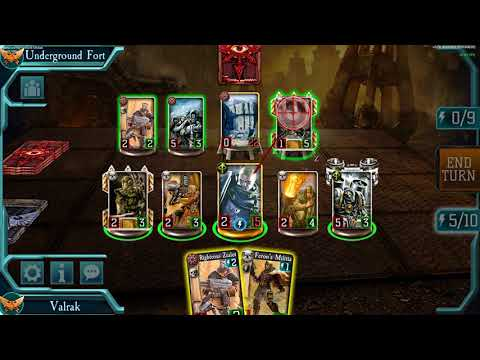Horus Heresy: Legions - New Warhammer Card game