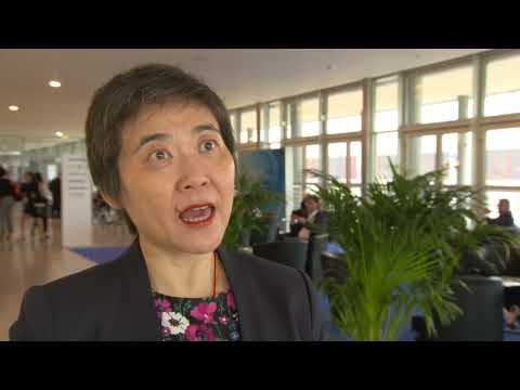 ICAO Secretary General Fang Liu on cyber-security in aviation - ITF18