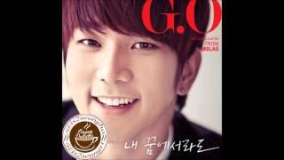 G.O (지오) Of MBLAQ (엠블랙) - 내 꿈에서라도 (Even In My Dream) (instrumental)
