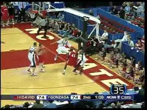 How Stephen Curry nearly led Davidson to the 2008 Final Four