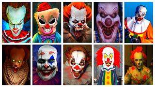 Clown 🤡 Caught Battle #13: Clown Pennywise, Death Park, Freaky Clown, Scary Clown, Neighbor Clown screenshot 2