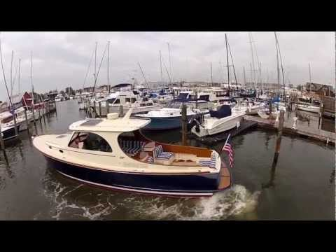 Hinckley Yachts Presents the Jetstick II