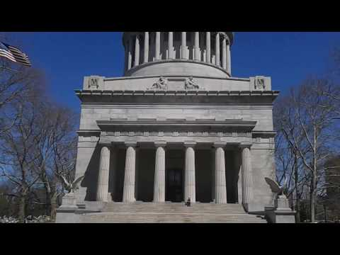 A Visit To Grant's Tomb In New York City