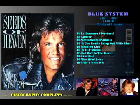 BLUE SYSTEM - IS IT A SHAME