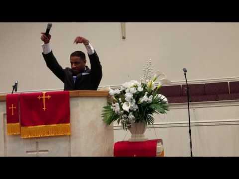 Pastor Cory Jones (TBC)