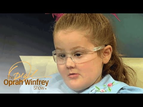 The Little Girl Who Doesn't Feel Pain | The Oprah Winfrey Show | Oprah Winfrey Network