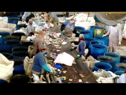 International School Curitiba Recycling Plant