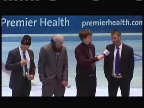 Dayton Demonz Hockey 1 31 14 Game Winning Highlightz Post Game Commentz Center Ice Coach & Starz …