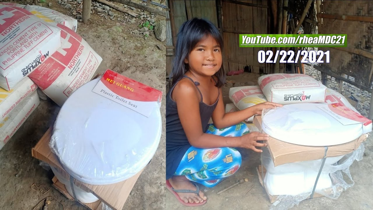 Download We Started Building a Bathroom for this AETA Family. Helping Poor Filipinos in the Philippines. Help