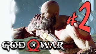 God of War (PS4) - Parte 2: A Luz de Alfheim!!! [ Playstation 4 Pro - Playthrough ]