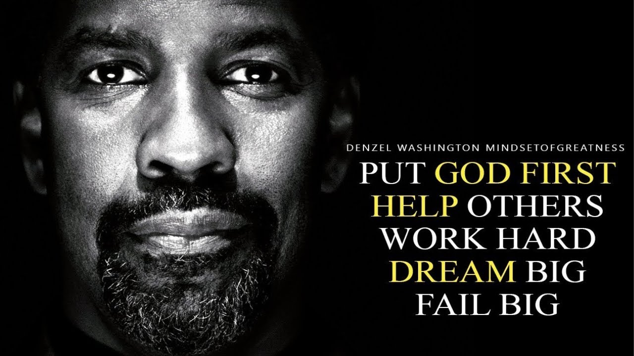 Download WATCH THIS EVERYDAY AND CHANGE YOUR LIFE - Denzel Washington Motivational Speech [2021]