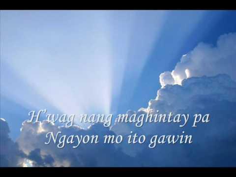 """""""Lumapit sa Kanya"""" with lyrics"""