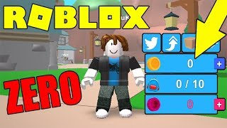 I STARTED FROM SCRATCH IN MINING SIMULATOR? -ROBLOX