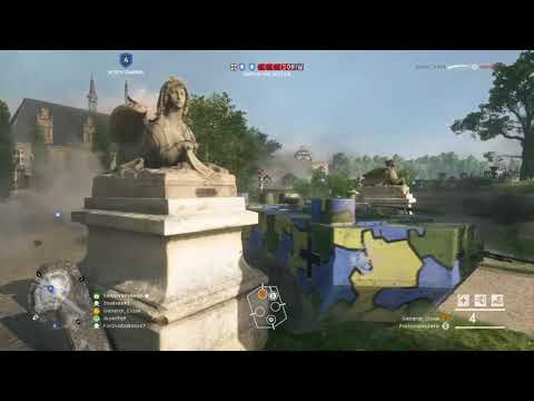 Battlefield 1 Meuse-Argonne Offensive No Commentary