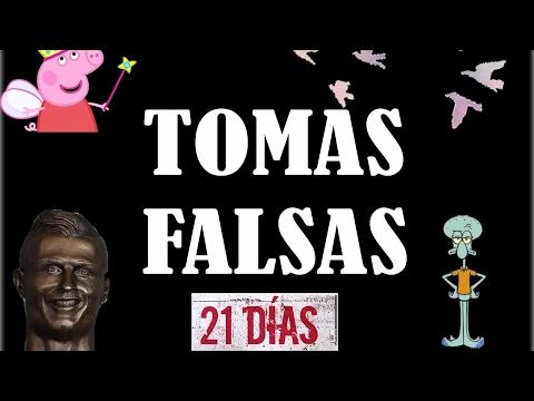 TOMAS FALSAS DE 21 DÍAS (POLLO FOLLASTE AYER? PERDÓN NO ME VA EL WHATSAPP)