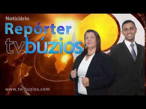 Repórter Tv Búzios - 123ª Edição