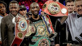 Terence Crawford Highlights Knockouts (Top 10 career wins)
