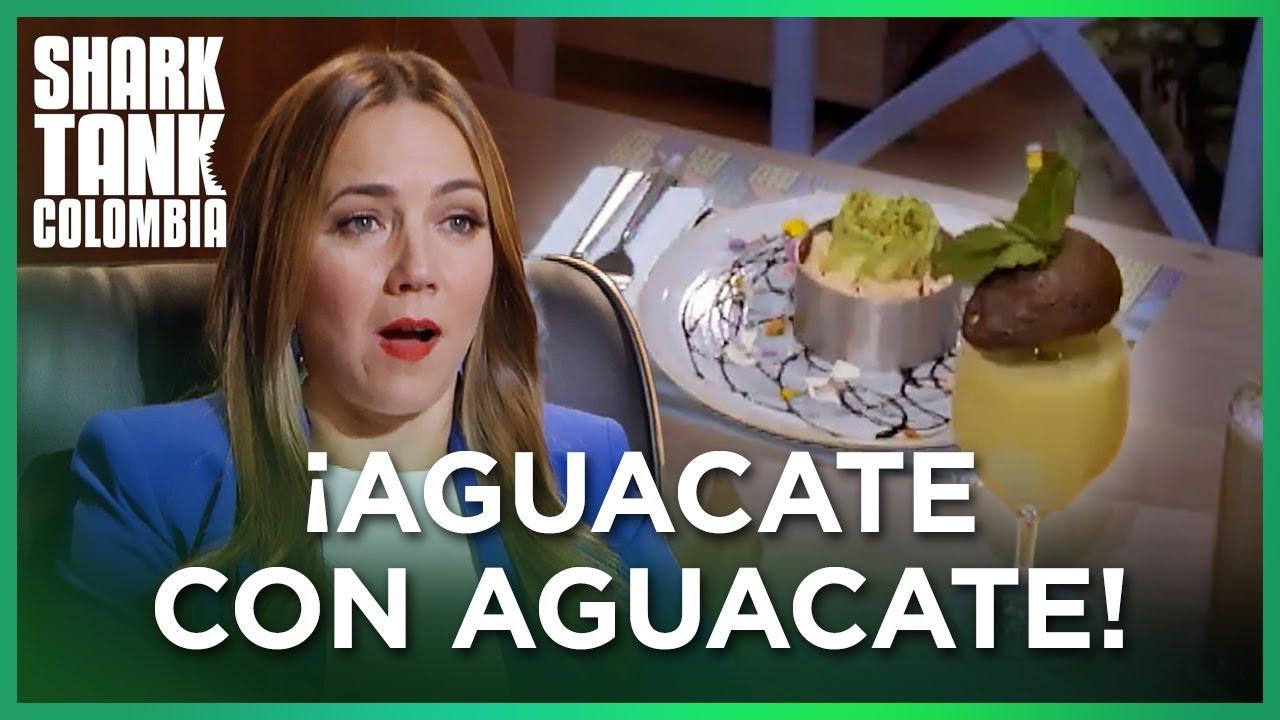 Un restaurante para los amantes del aguacate | Shark Tank Colombia