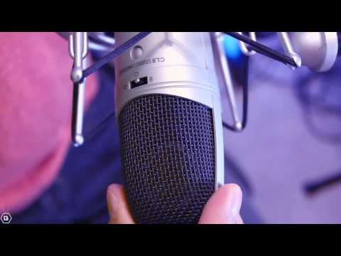 Samson CL8 Microphone Review